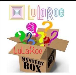 A fabulous mystery box Lularoe bundle of 8!!!!!